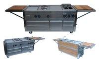 Sommerküche Fahrbar : Sommerküche beck großküchengeräte