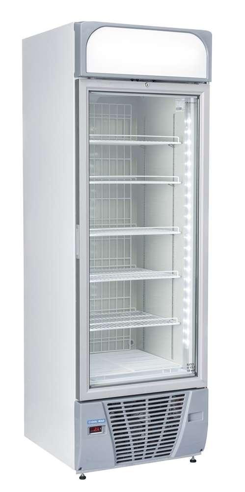 TNG500C Glastür-Tiefkühlschrank - Beck Großküchengeräte